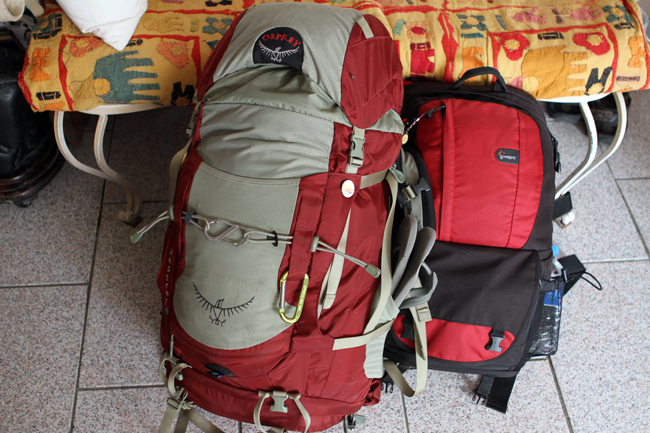 Travel Tip: Create Your Packing List Early
