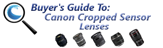 Best Lenses with Canon Cropped Sensor Cameras for Underwater