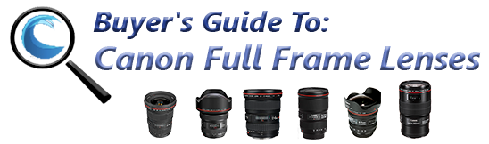 Best Canon Full Frame Lenses for Underwater