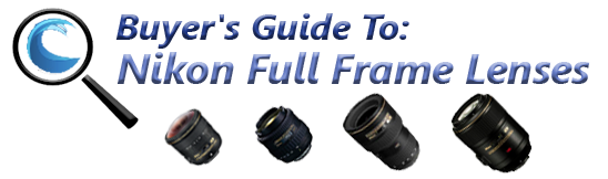Best Nikon Lenses for underwater photo & video, full-frame cameras