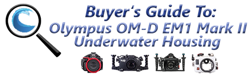 Olympus OM-D E-M1 Mark II Underwater Housing Guide