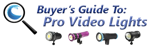 Buyer's Guide for Pro Video Lights