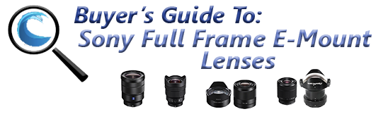 Best Sony Full Frame Lenses for Underwater Photography and Videography