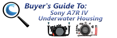 Sony A7R III Underwater Housing Guide