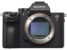 best mirrorless camera for underwater photography and videography