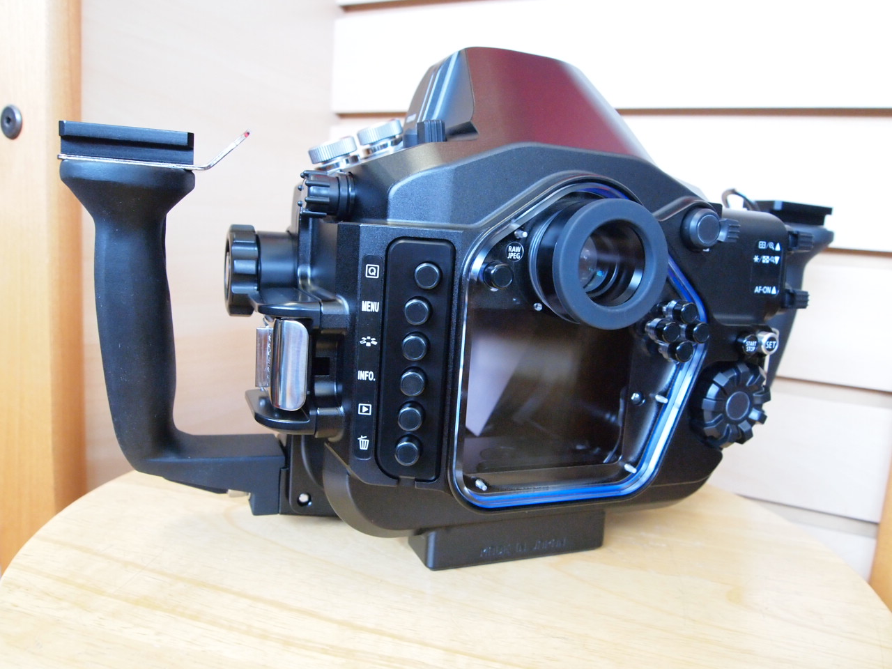 canon 7d housing