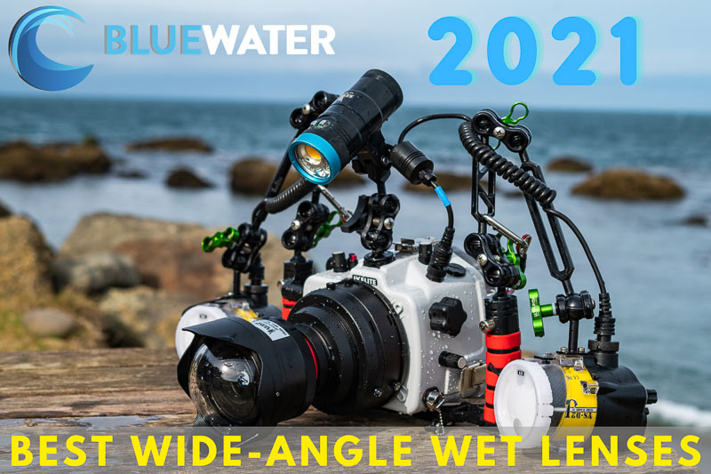 best wide angle wet lens
