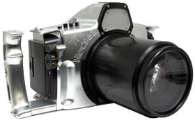 Recsea RDH-C7D Housing for Canon Eos 7D