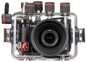 Ikelite Panasonic LX7 underwater housing