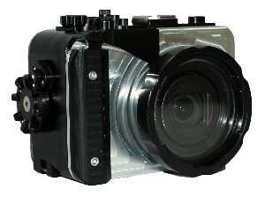 Recsea Sony HX-9V housing