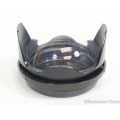 AOI Glass Dome Port for Olympus OM-D Housing DLP-01