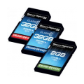 Delkin 8 GB Secure Digital (SD) Class 10 163X Memory Card DDSDPRO3-32GB