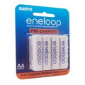 sanyo eneloop rechargable batteries