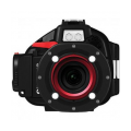 Olympus Pen E-PM1 underwater housing with lights PT-EP06L