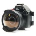 Zen dome Port for Panasonic 7-14mm lens, Olympus PEN E-PL1 E-PL2 E-PL3 housings