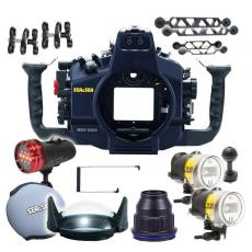 Sea & Sea Nikon D850 Ultimate Housing Package