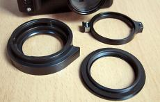 Recsea 52mm quick mount adapter for Recsea S95 or FIX S90