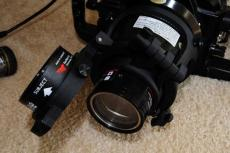 Subsee Dual Hinge Adapter for Sea & Sea DX-50 Macro Port