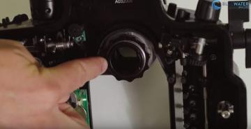 Install Your Nauticam Viewfinder