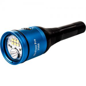 Fantasea Radiant Pro 2500 LED Video Dive Light