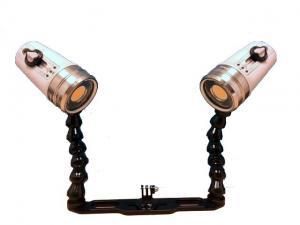 Bluewaters Light & Motion Sola 2500 Dual Light Package