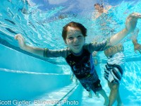Underwater photography in the pool with the Sony RX-100 III