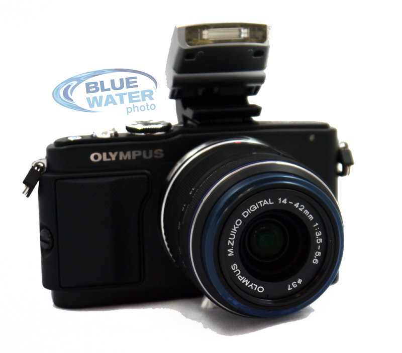 Olympus E-PL5 mini-review for underwater