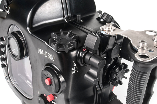 Nauticam Announces D600 Housing