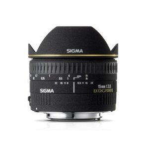 Sigma 15mm And Tokina 10 17mm Fisheye Lens Comparison For