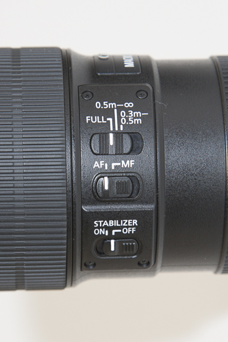 Canon 100mm Macro Focal Distance