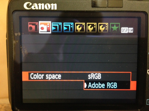 Understanding Color Space – sRGB and Adobe RGB