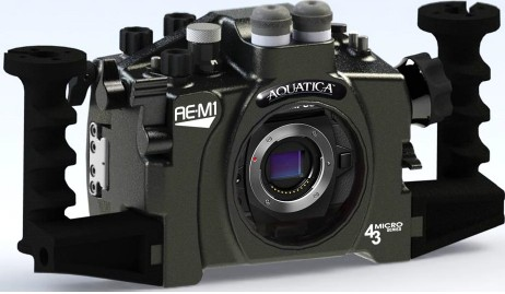 New OM-D E-M1 Housings at Bluewater Photo