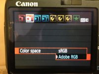 Understanding Color Space - sRGB and Adobe RGB