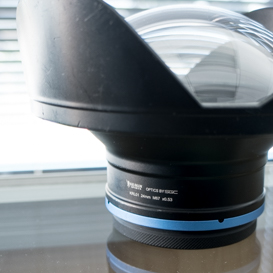 Wet Wide Angle Lenses icon