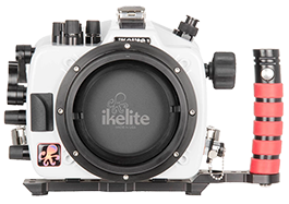 Ikelite A7R IV Housing
