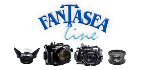 Fantasea Underwater Housings, Lenses and Gears