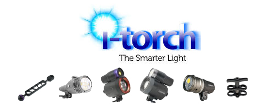 iTorch video lights