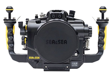 Sea & Sea A7R IV Housing