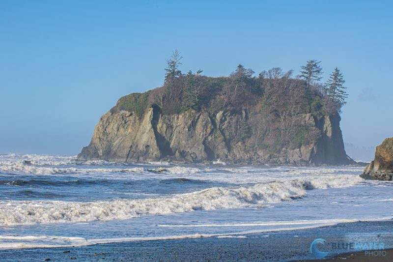 ruby beach photographed with the canon eos r6