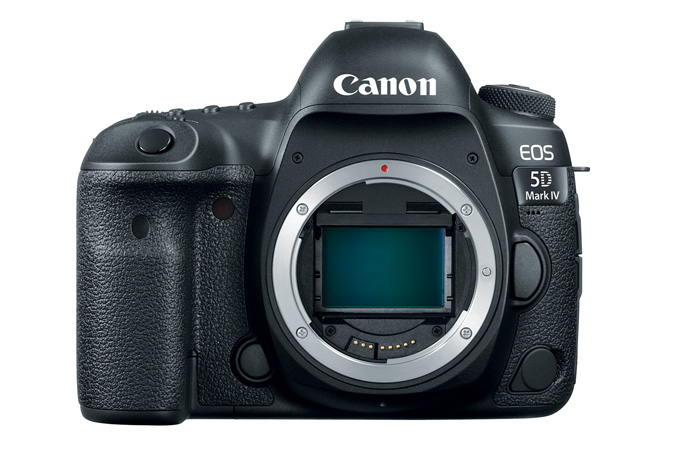 Canon 5D Mark IV Housing Guide