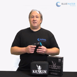 Kraken Sports Hydra 3500WRSU Video Light Review