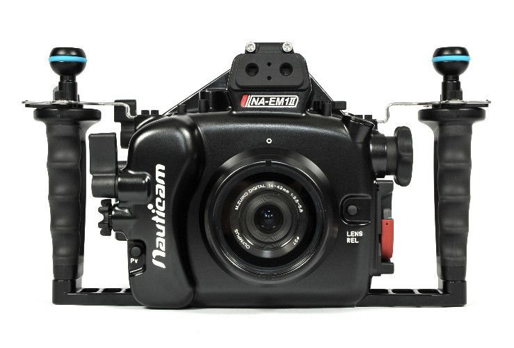 Nauticam E-M1 Mark II Housing