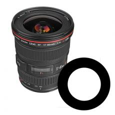 Ikelite Anti-Reflection Ring for Canon 17-40mm f/4 USM Lens