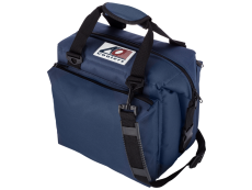 AO Cooler Bag / Portable Rinse Tank -12 Pack DELUXE Navy