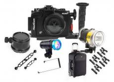 Nauticam A6300 with YS-D2J Strobe & Kraken Sports Hydra 3500 Video Light Awesome Package