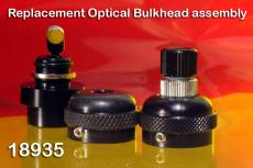 Aquatica Fiber Optic Bulkhead #18935