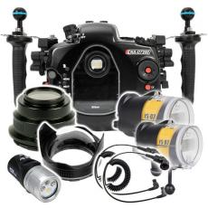 Nauticam Nikon D7200 Ultimate Underwater Housing Package