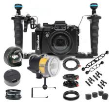 Nauticam Ultimate Package for RX100 V/VA