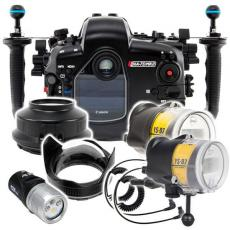 Nauticam Canon 7D Mark II Ultimate Underwater Housing Package