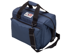 AO Cooler Bag / Portable Rinse Tank - 24 pack DELUXE Navy